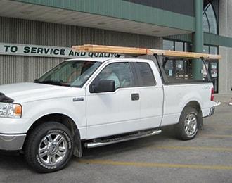 adarac truck bed rack system | pickup truck racks