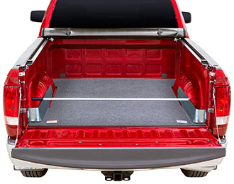 Truck Bed Cargo Management Kit