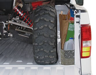 Truck Bed Pockets HD 3