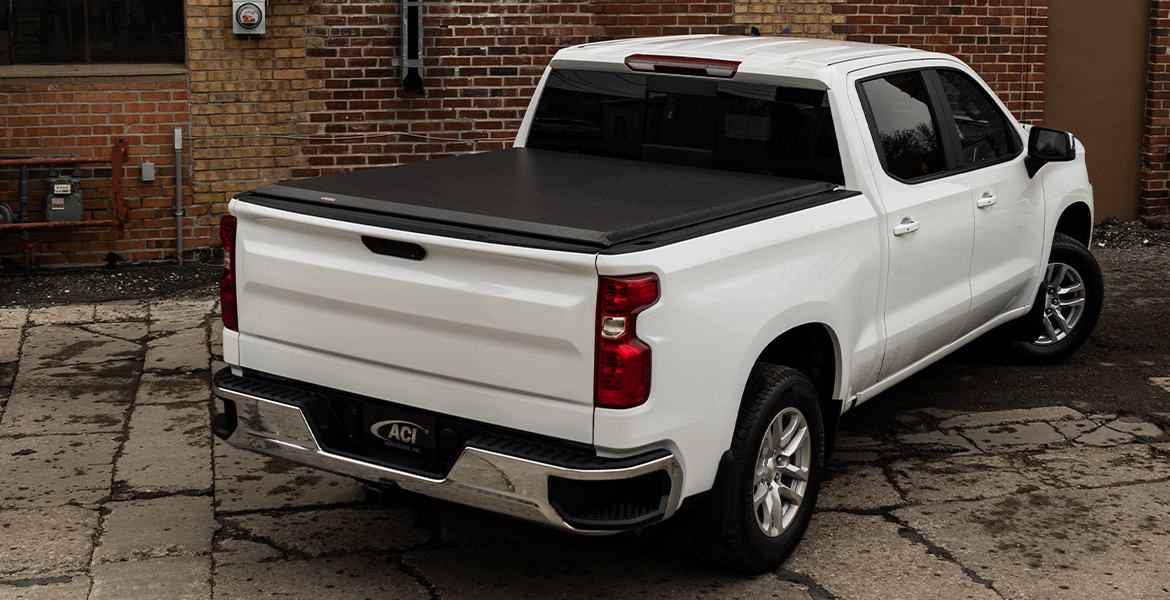 Ford Hard Tonneau Cover