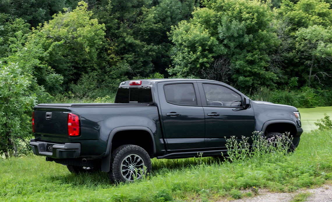 LITERIDER Roll-Up Bed Cover | Access Value Tonneau Covers