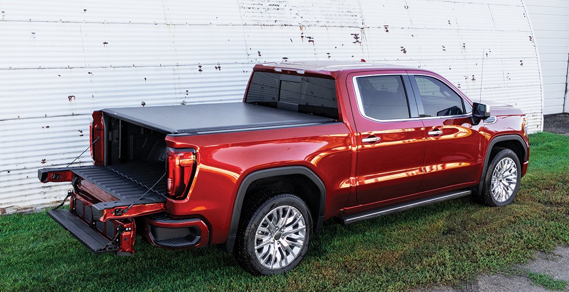 Access Lorado Tonneau Cover Low Profile Truck Bed Covers