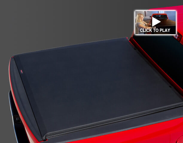 Increased Capacity Tonneau Cover