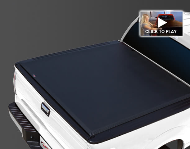 Low-Profile Tonneau Cover