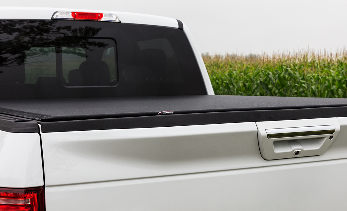 Tonnosport Roll Up Tonneau Cover Low Profile Truck Cover