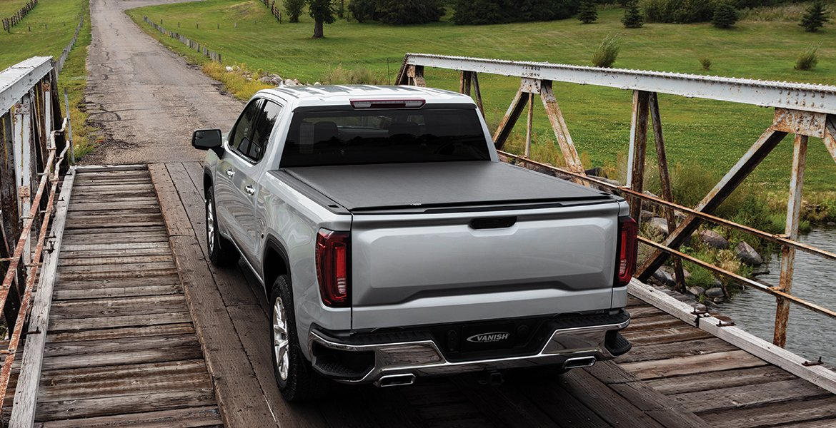 Vanish Roll Up Truck Bed Cover Low Profile Tonneau Covers