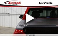 ACCESS® LORADO Roll-Up Cover Features