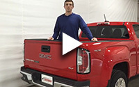 How to measure your truck bed for an ACCESS Roll-Up Cover