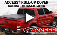 Toyota Tacoma Install Video