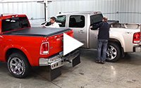 Roll-Up vs Tri-Fold Tonneau Cover